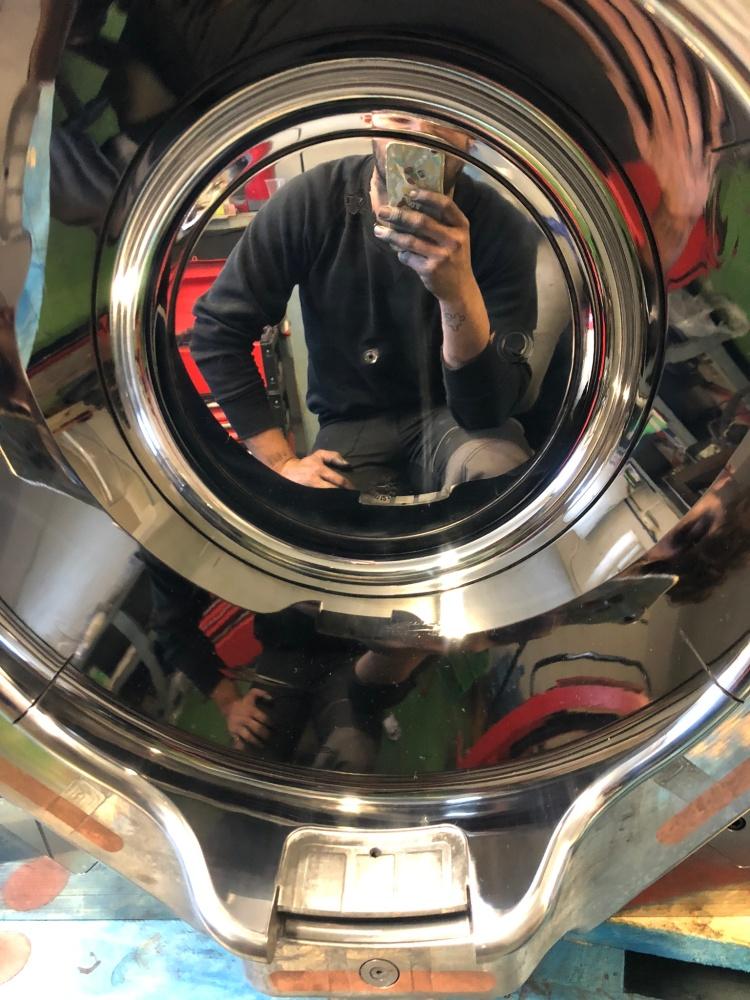 Pulido brillo espejo